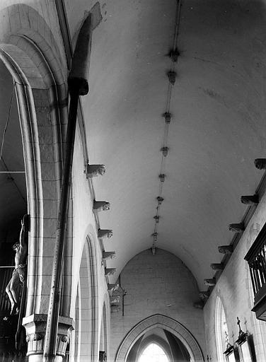 Nef: plafond