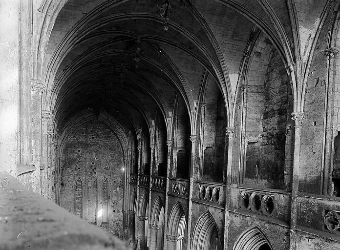 Eglise : plafond
