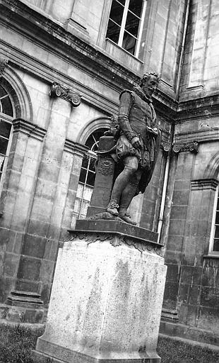 Statue de Malherbe