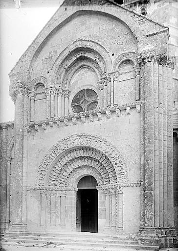 Façade sud du transept