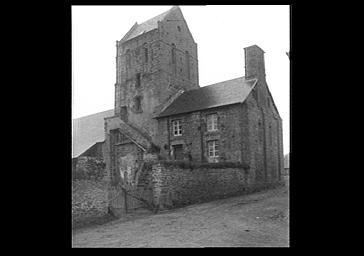 Eglise, vue extérieure côté sud-est