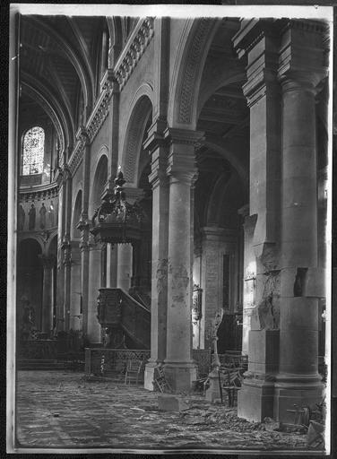 Eglise Saint-Remi et couvent des Cordeliers