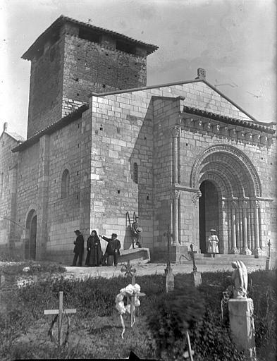 Eglise Saint-Michel de Lescure