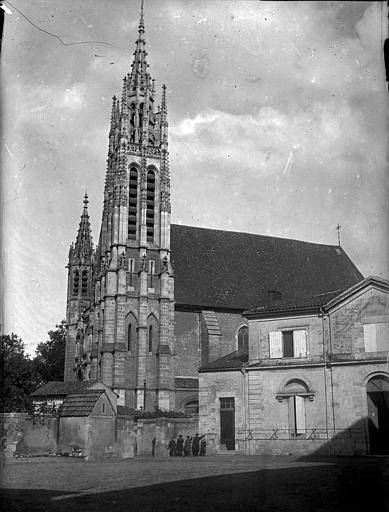 Clocher de l'église Saint-Hilaire