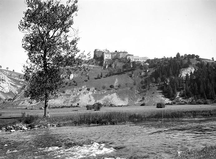 Château fort dit fort de Joux