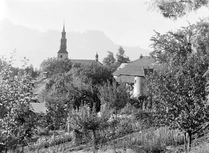 Eglise Saint-Nicolas-de-Véroce