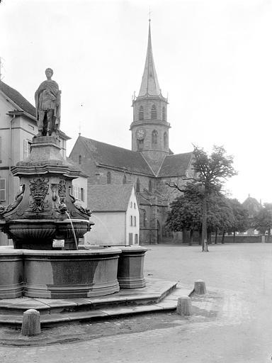 Eglise paroissiale Saint-Maurice