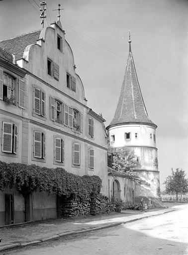 La tour des Voleurs ou 'Schelmenturm'