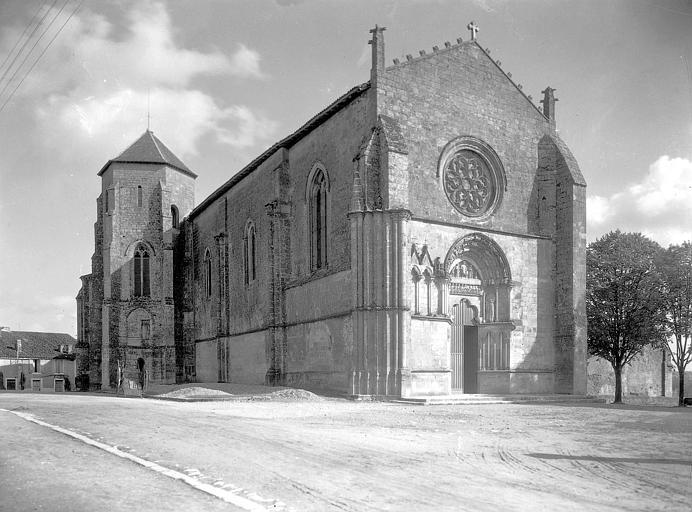 Eglise Saint-Sauveur-et-Saint-Martin