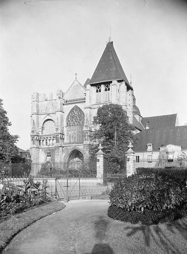 Abbaye de la Couture (ancienne)