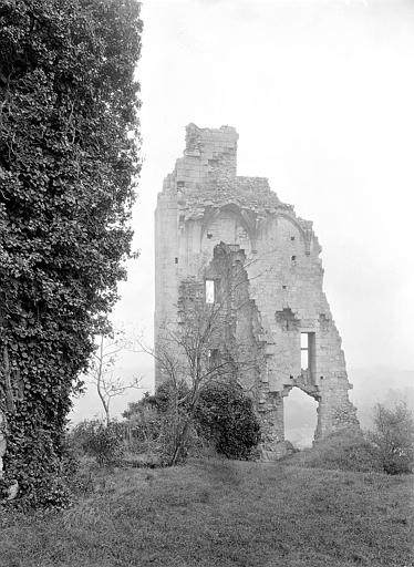 Ruines de l'Oratoire