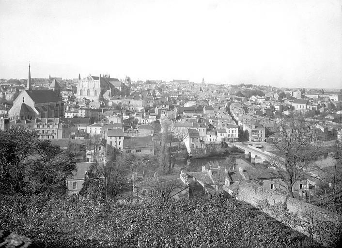Vue panoramique de la Cité