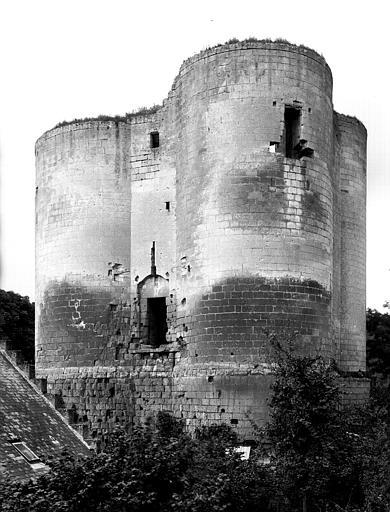 Ruines : extérieur