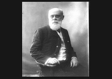 M. Bormier, architecte de l'Elysée