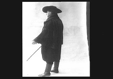 Aristide Bruant au théâtre