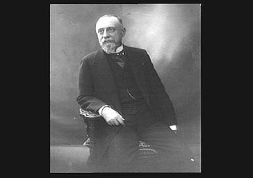 Docteur Dieulafoy, membre de l'Institut