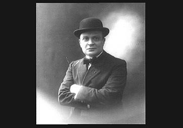 Armand Ménard dit Dranem, chanteur de café-concert
