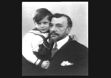 Albert Lambert et de son fils