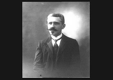 Paul Langevin, professeur au Collège de France