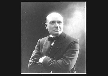 Portrait de Charles Dranem