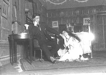 Signoret et Spinelli au Théâtre du Gymnase