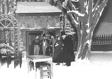 Sacha Guitry jouant dans 'Béranger'