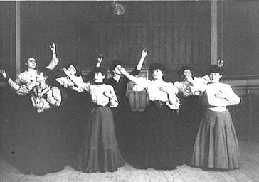 Répétition de chant au Conservatoire de Paris