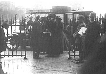 La duchesse de Vendôme à l'anniversaire du roi Albert des Belges