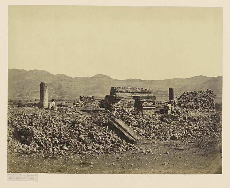 Deuxième palais à Mitla
