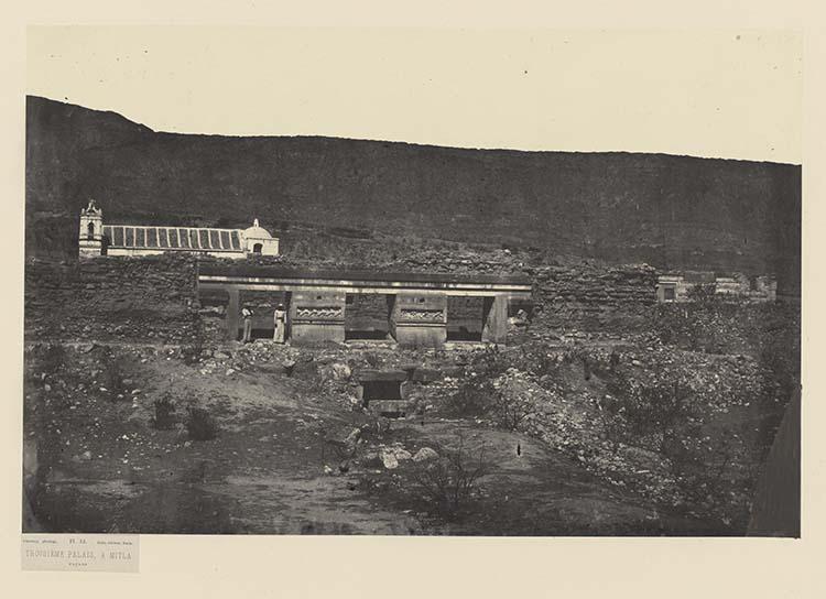 Troisième palais à Mitla