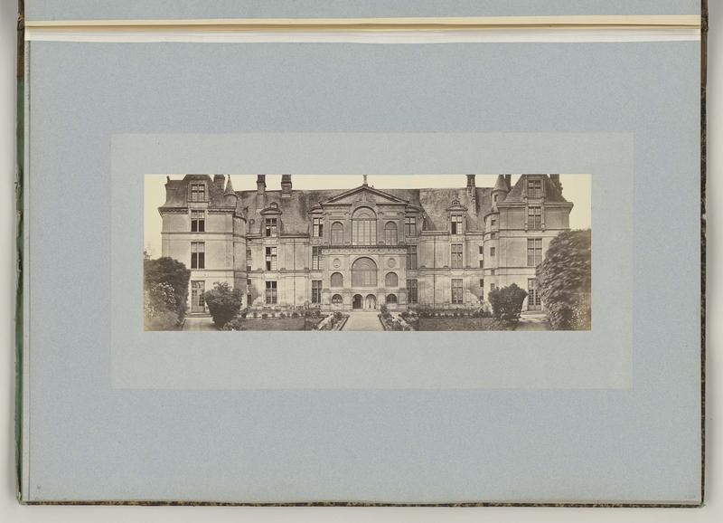 Domaine du Château d'Ecouen, actuellement musée de la Renaissance