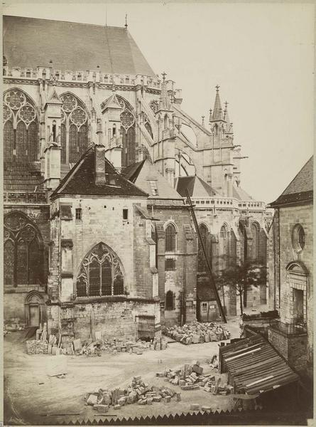 Ancienne sacristie