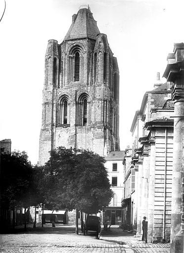 Tour du clocher