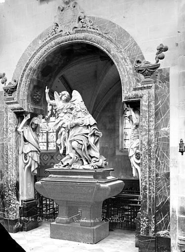 Tombeau de Louis Phelypeaux, marquis de La Vrillière