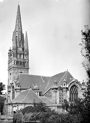 Eglise Saint-Herlé de Ploaré