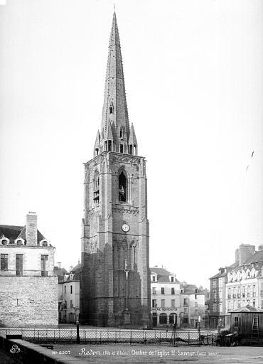 Eglise Saint-Sauveur (ancienne basilique)