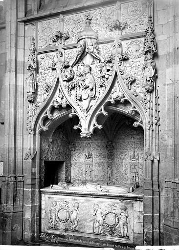 Monument funéraire de Raoul de Lannoy, gouverneur de Gênes, et de sa femme, Jeanne de Poix