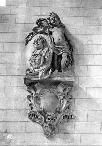Monument funéraire de François de Valbelle, évêque de Saint-Omer