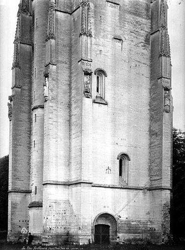 Ancienne abbaye Notre-Dame du Bec