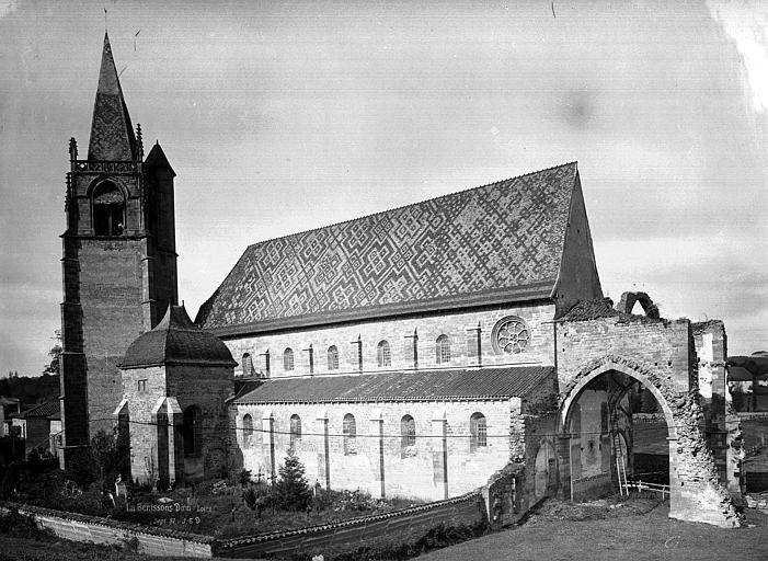 Eglise, ensemble sud