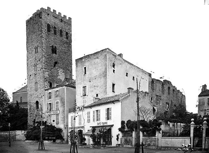 Anciens remparts