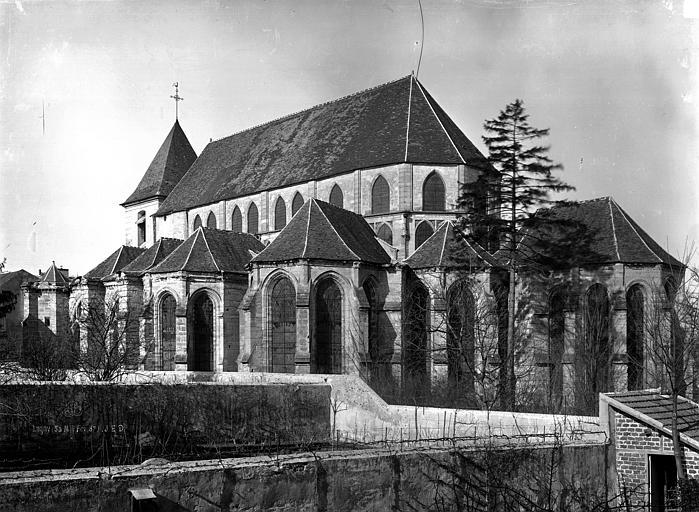 Eglise Notre-Dame-des-Ardents et Saint-Pierre