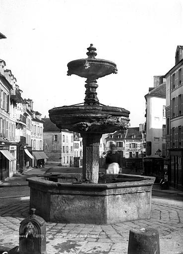 Fontaine de l'Hôtel-de-Ville