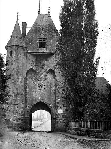 Portes de Sens et de Joigny