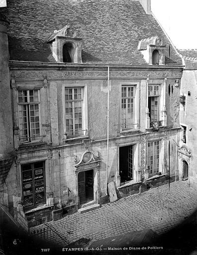 Hôtel, Musée dit Maison de Diane de Poitiers