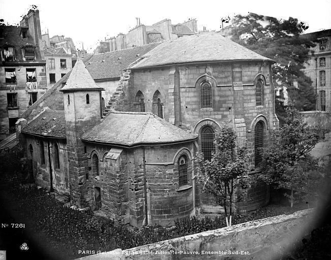 Eglise Saint-Julien-le-Pauvre