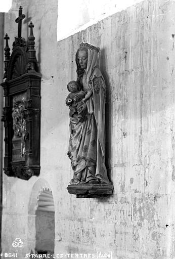 Vierge à l'Enfant Jésus