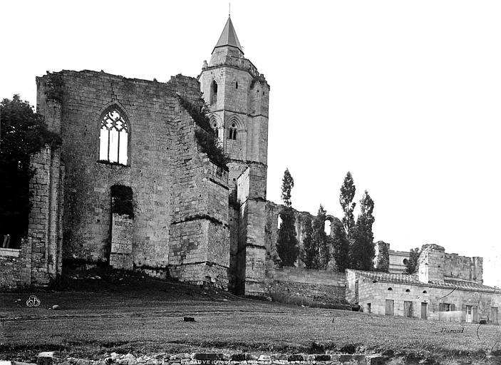 Abbaye de Bénédictins Notre-Dame dite Abbaye Majeure de la Sauve, de Mauristes