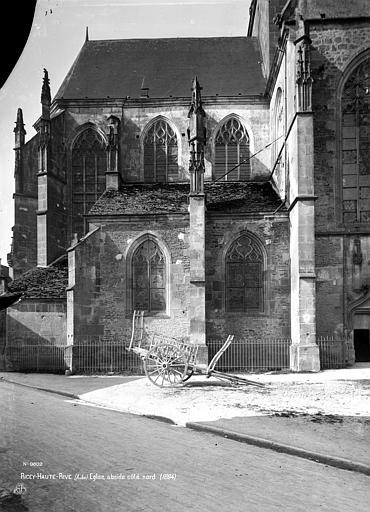 Eglise Saint-Jean Baptiste de Ricey-Haute-Rive