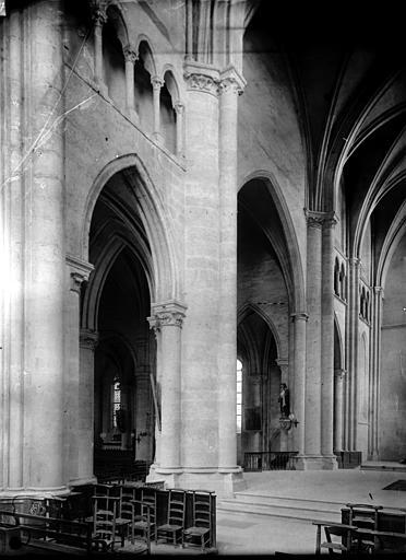 Ancienne abbaye Saint-Léger
